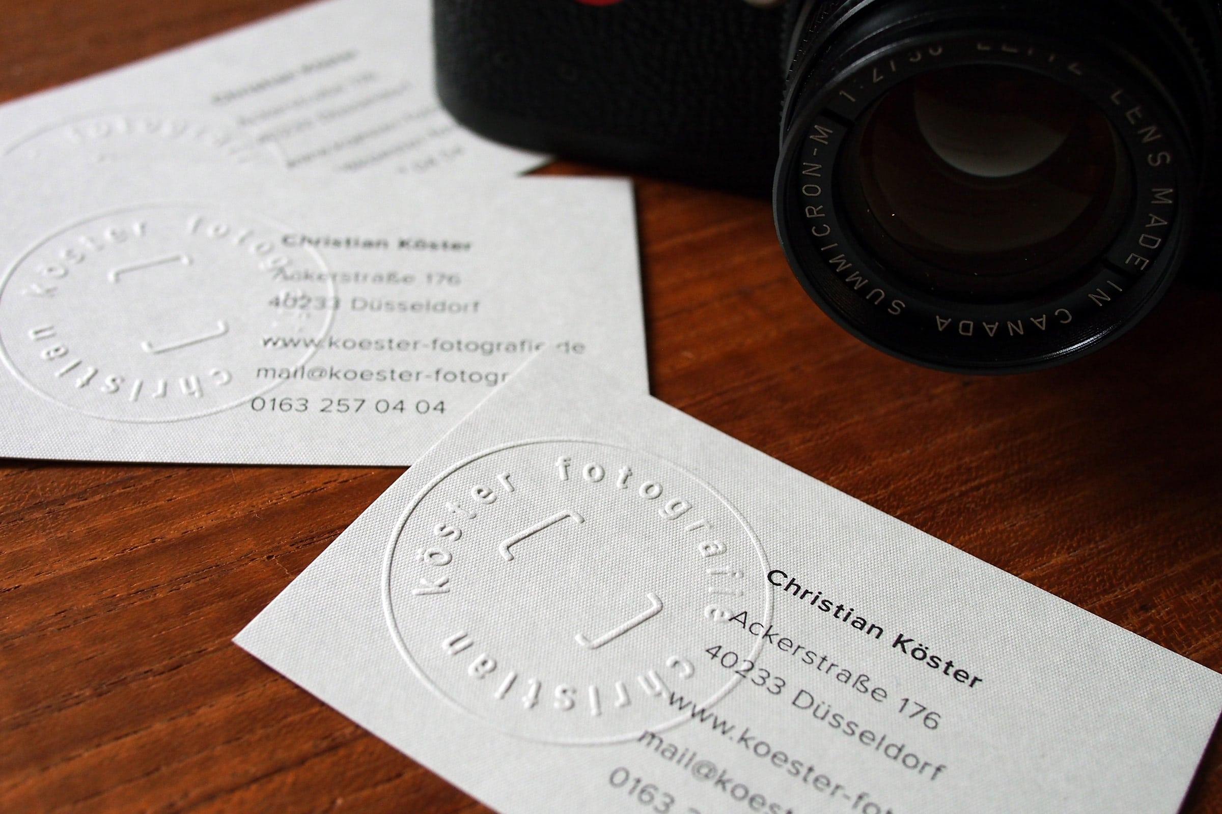 logo, hochzeit, corporate design, leica, visitenkarte