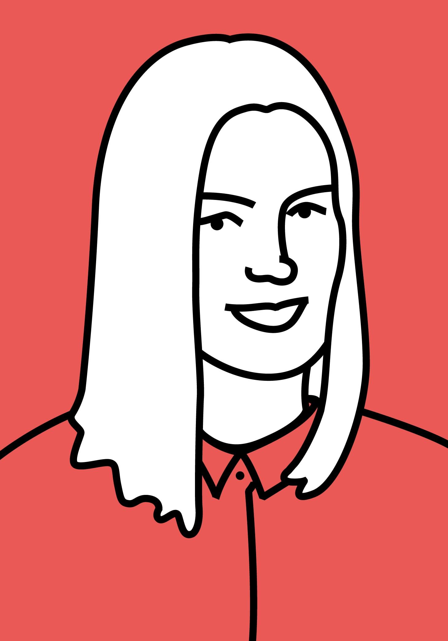 Mitarbeiter, Designer, Miriam