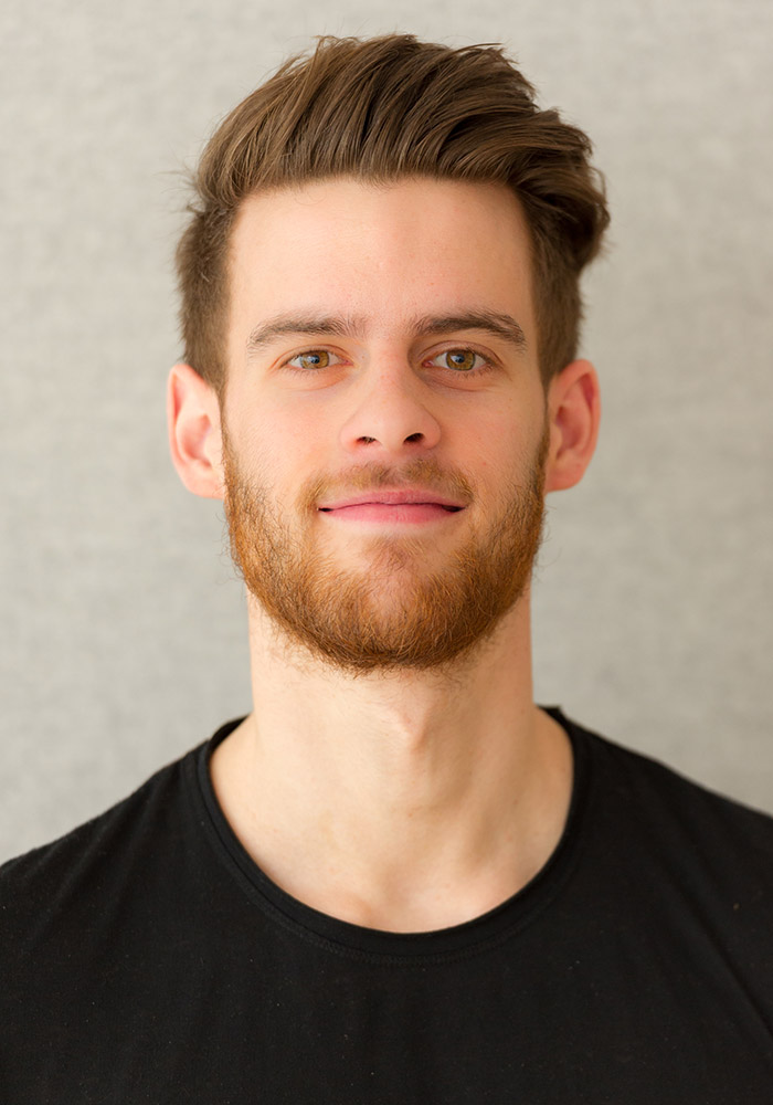 Nils Kuesters, Designer, Portrait, KittoKatsu
