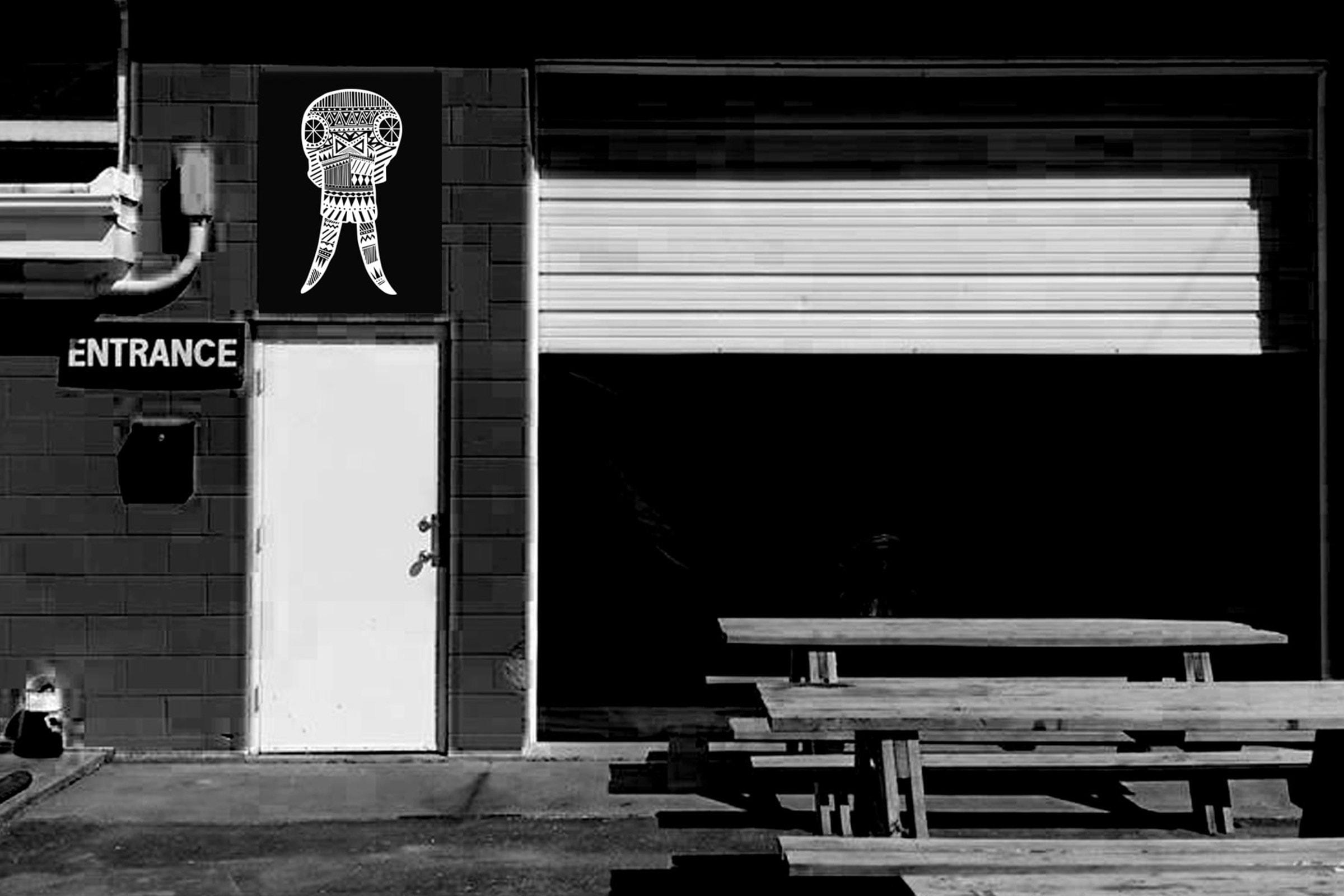 Gebäude Branding, Start Up, Artisanal Brewery, Craft Beer, New York Bier