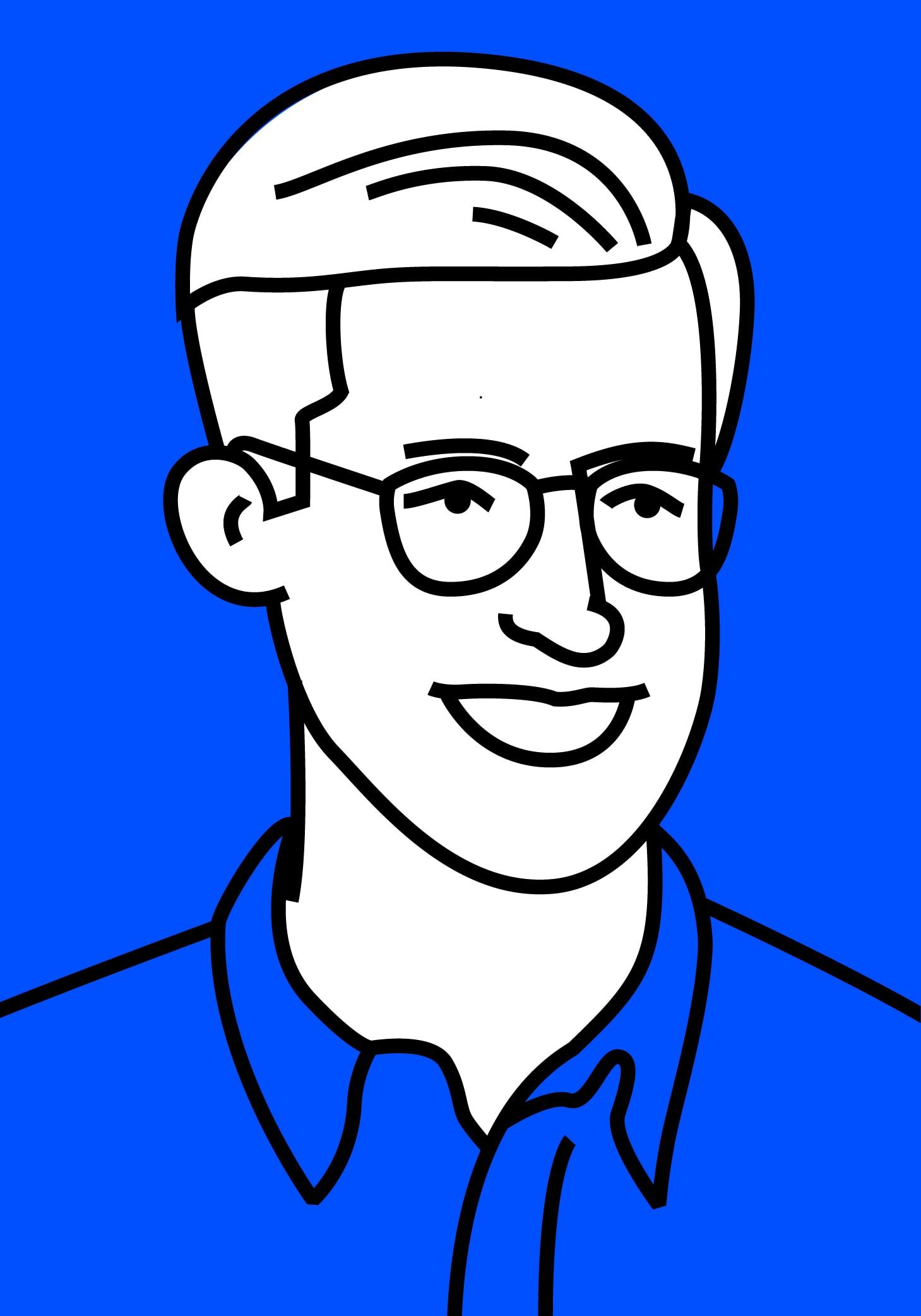 Philippe Henco, KittoKatsu, Illustration, Portrait