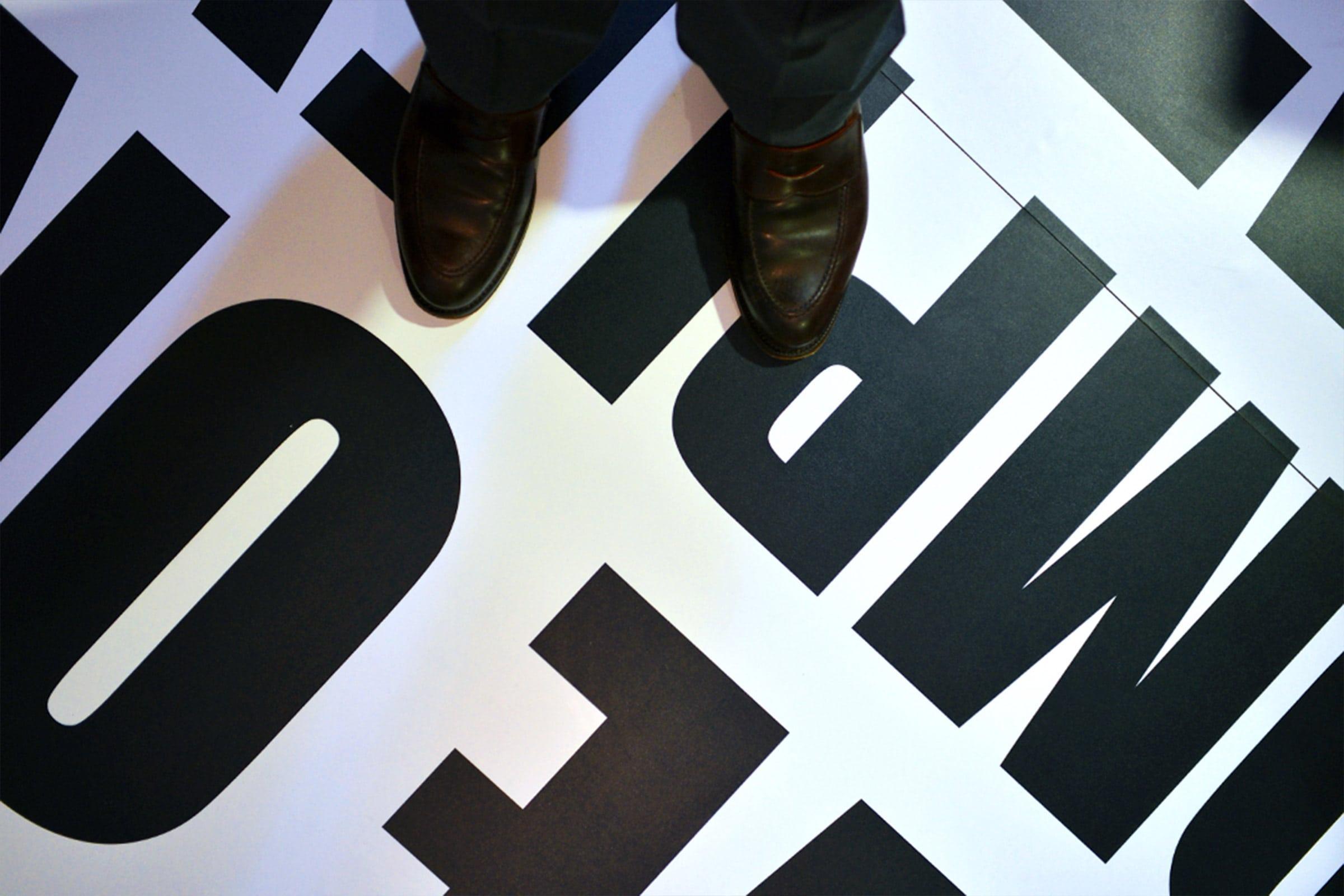 messestand, predictive medicine, big date, change perspective, corporate design