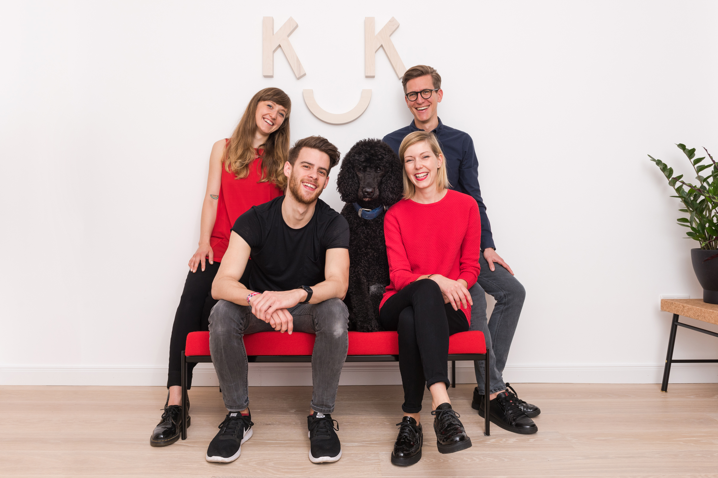 Team, KittoKatsu, Agentur für Markenführung und Markendesign
