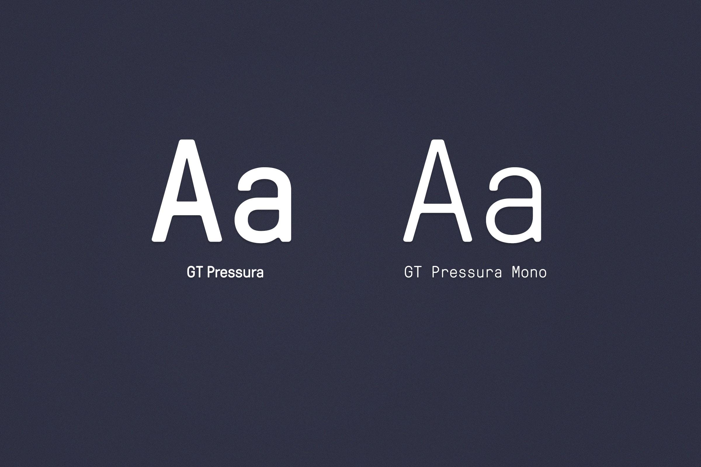 Typographie, Transimmune
