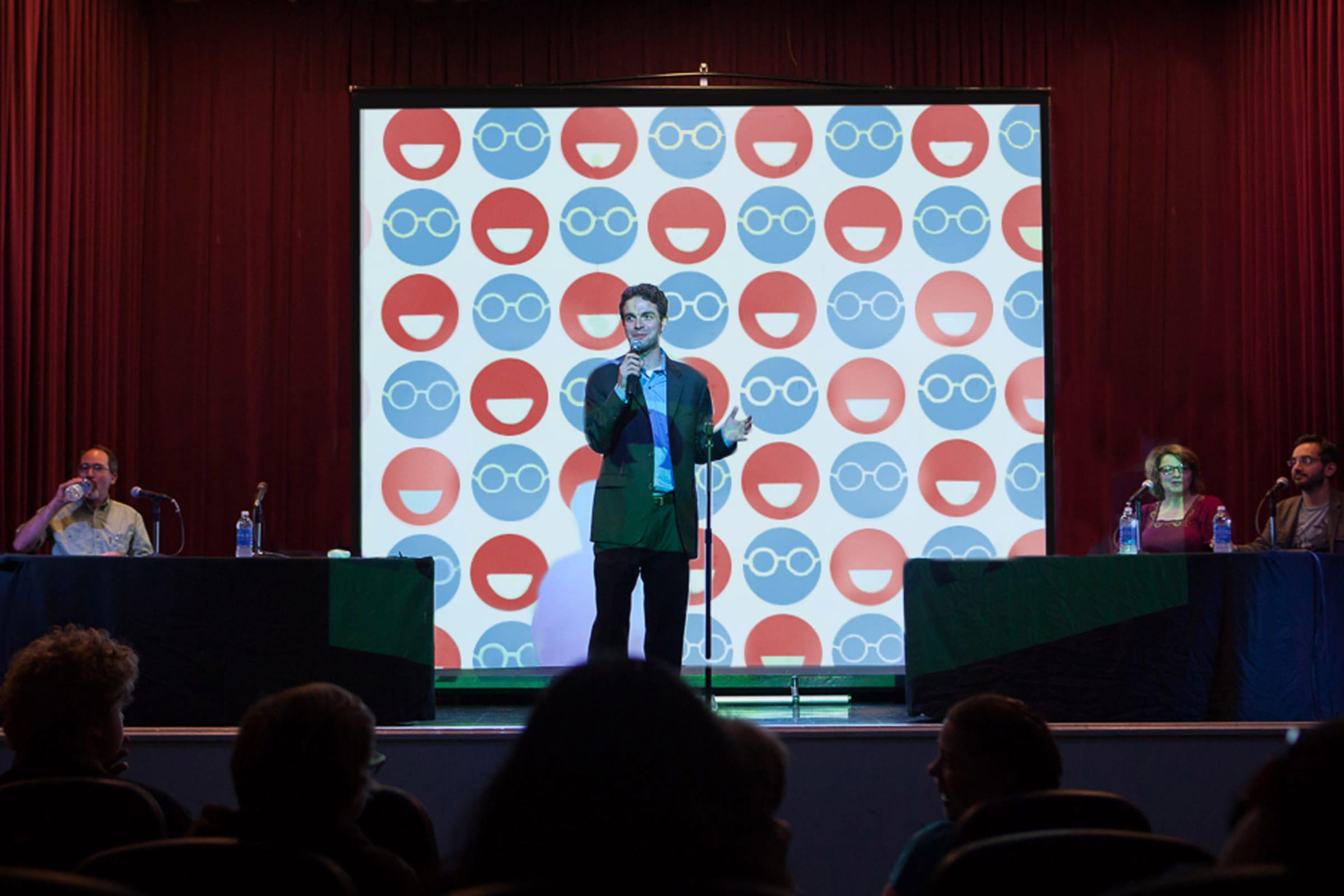 comedy, app, pattern, speech