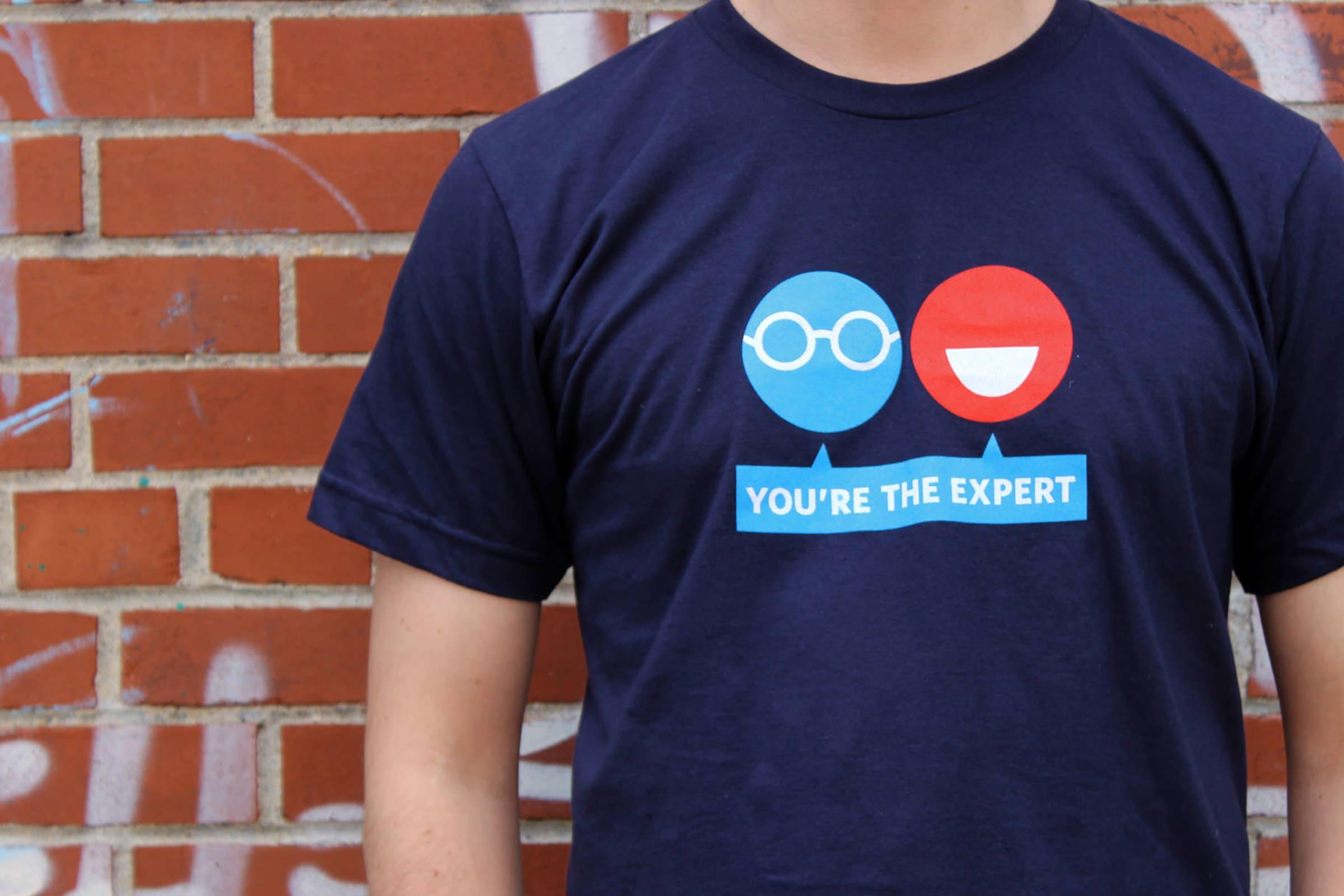 comedy, pattern, t-shirt