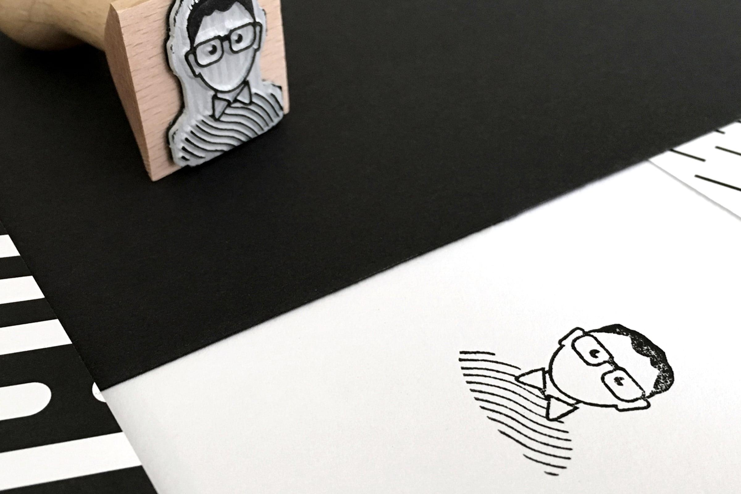 KieferNümann, Stemepl, Illustration, Design