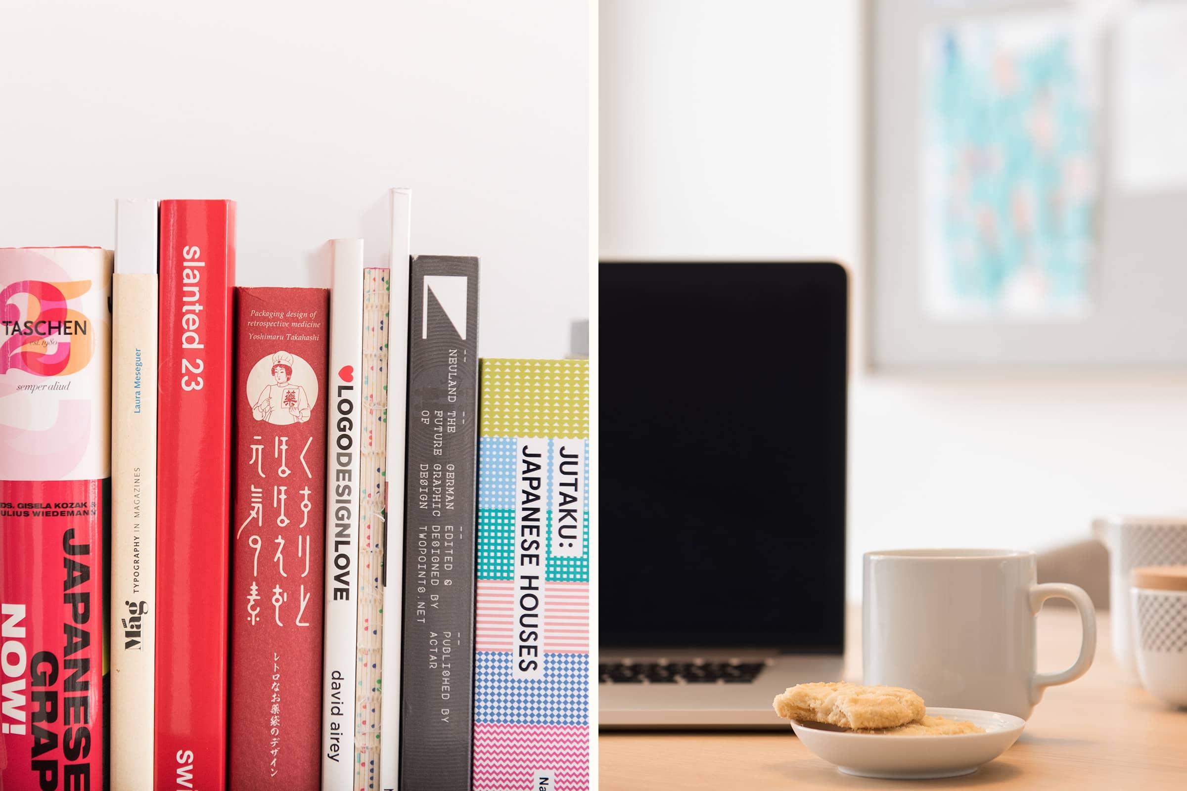 KittoKatsu, Büro, Agentur für Markenführung, Agentur für Design, Bücher