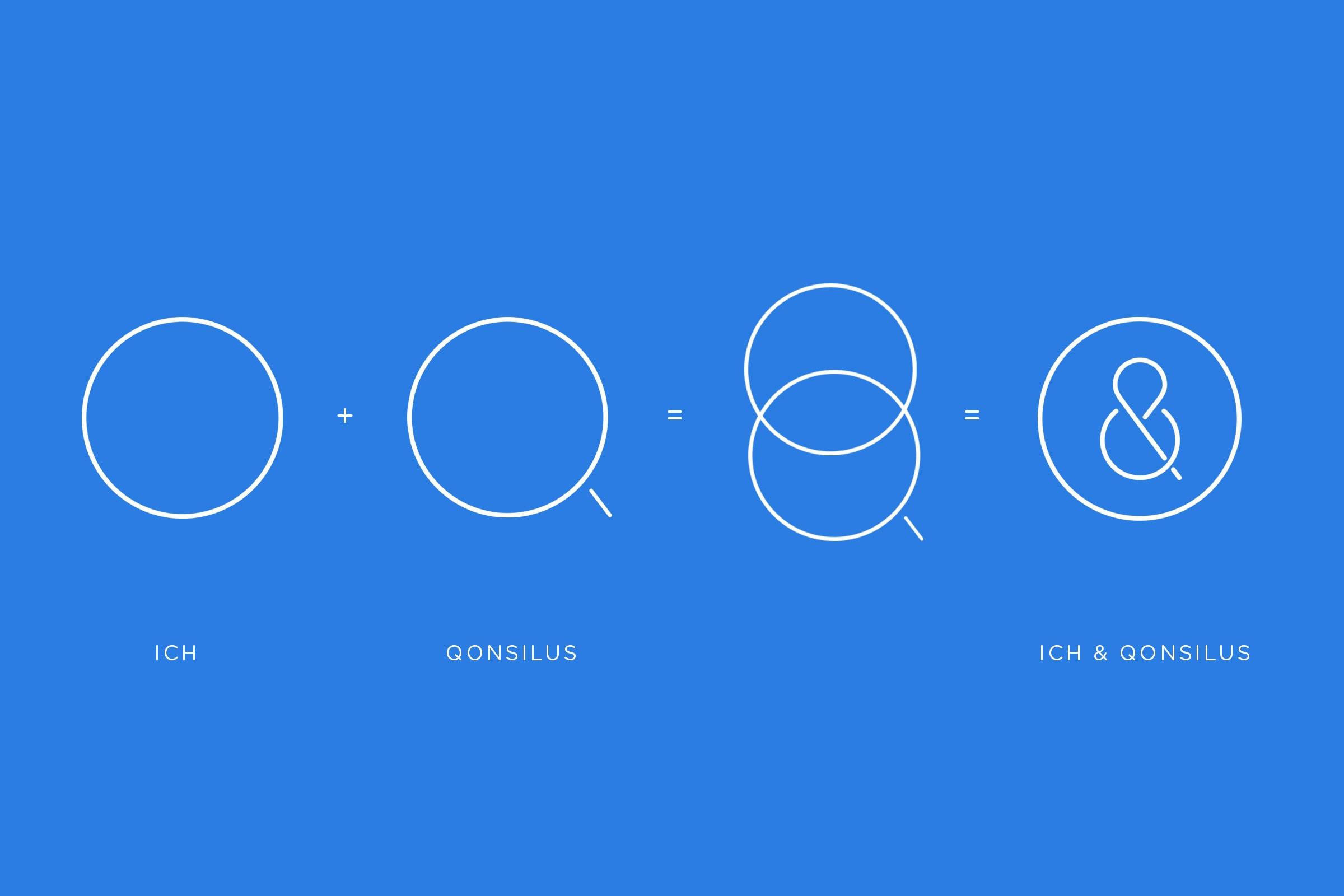 Qonsilus, Logo Design