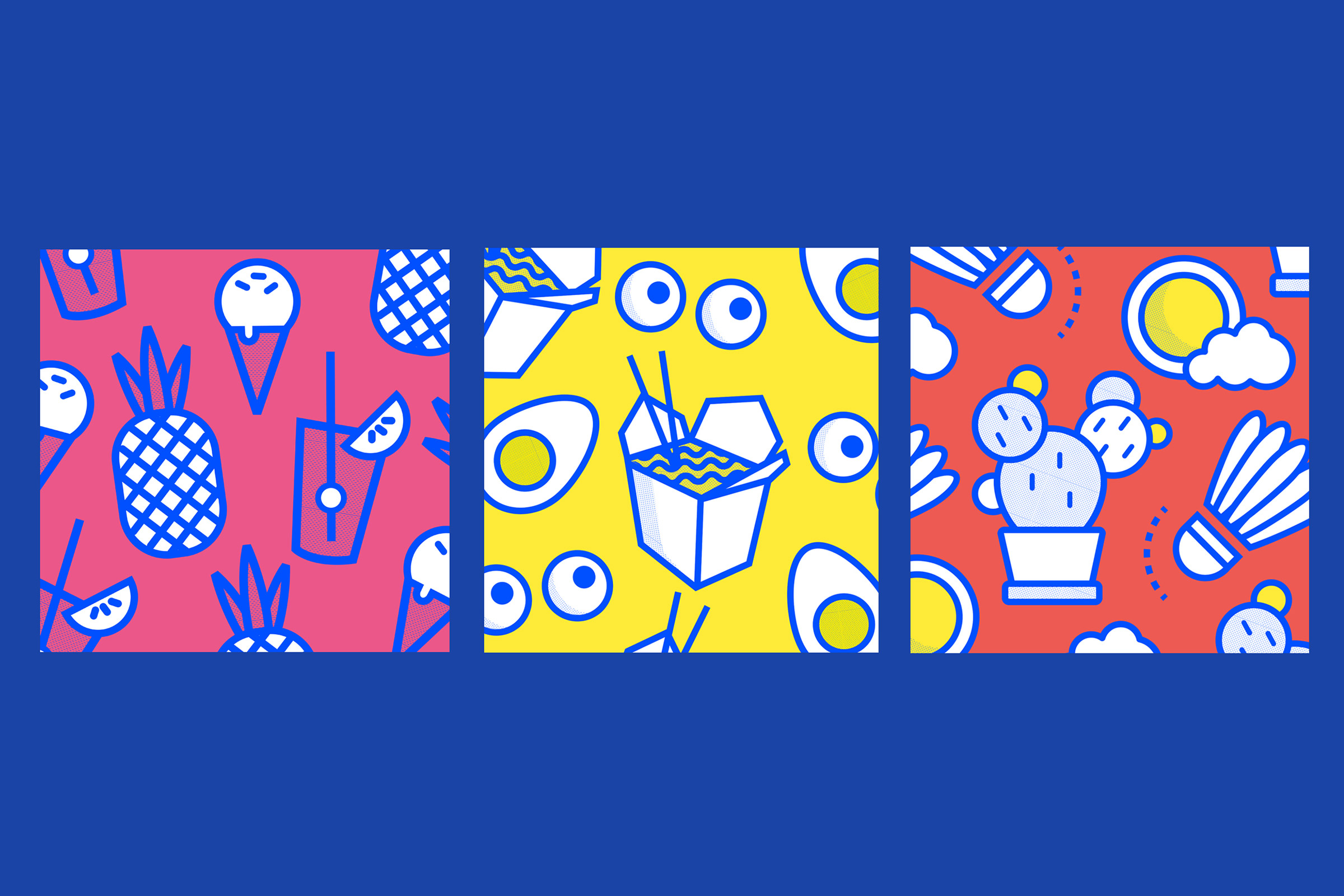 Illustrationsdesign von KittoKatsu, Agentur Corporate Design