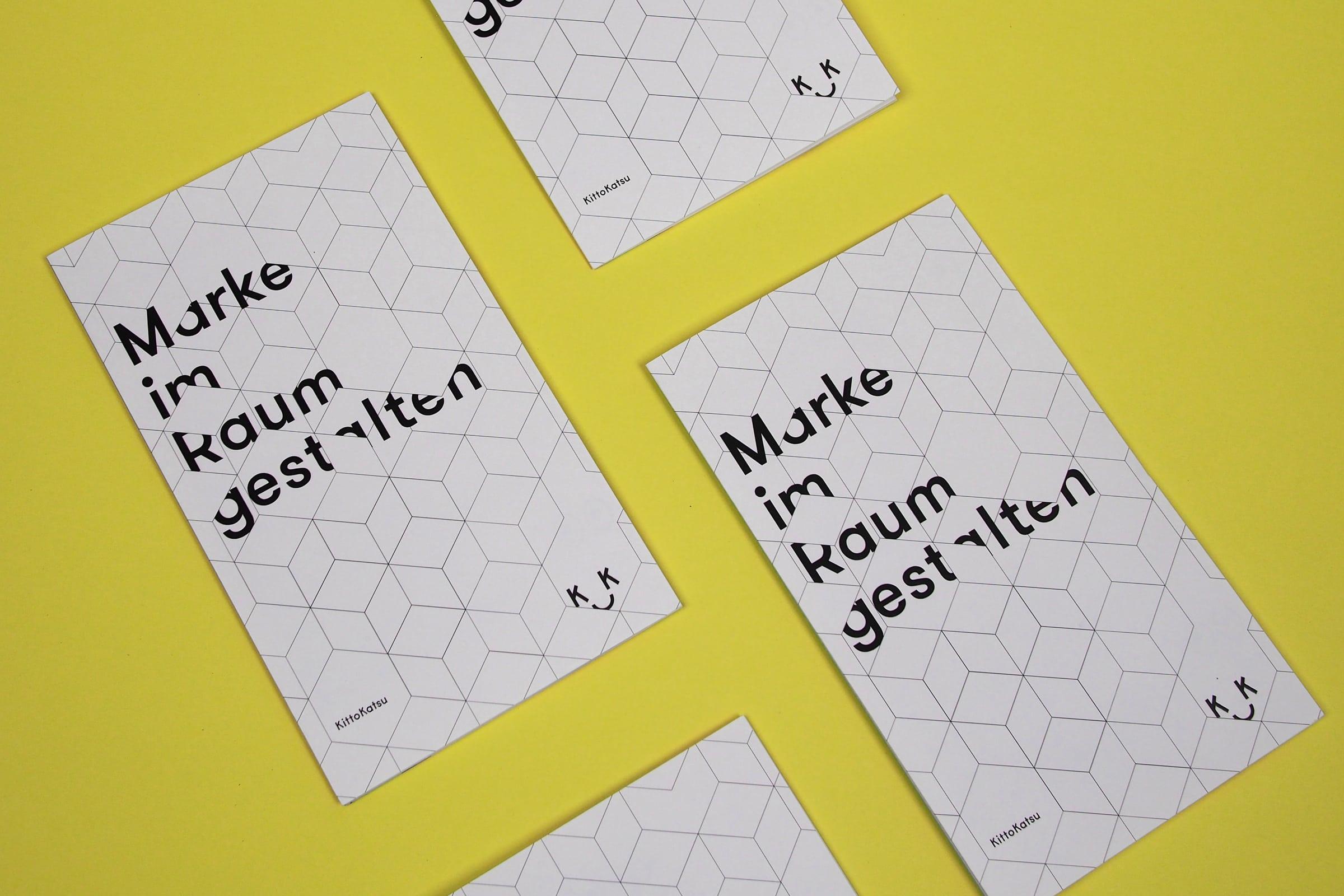 Kommunikation im Raum, Marke inszenieren, Editorial Design