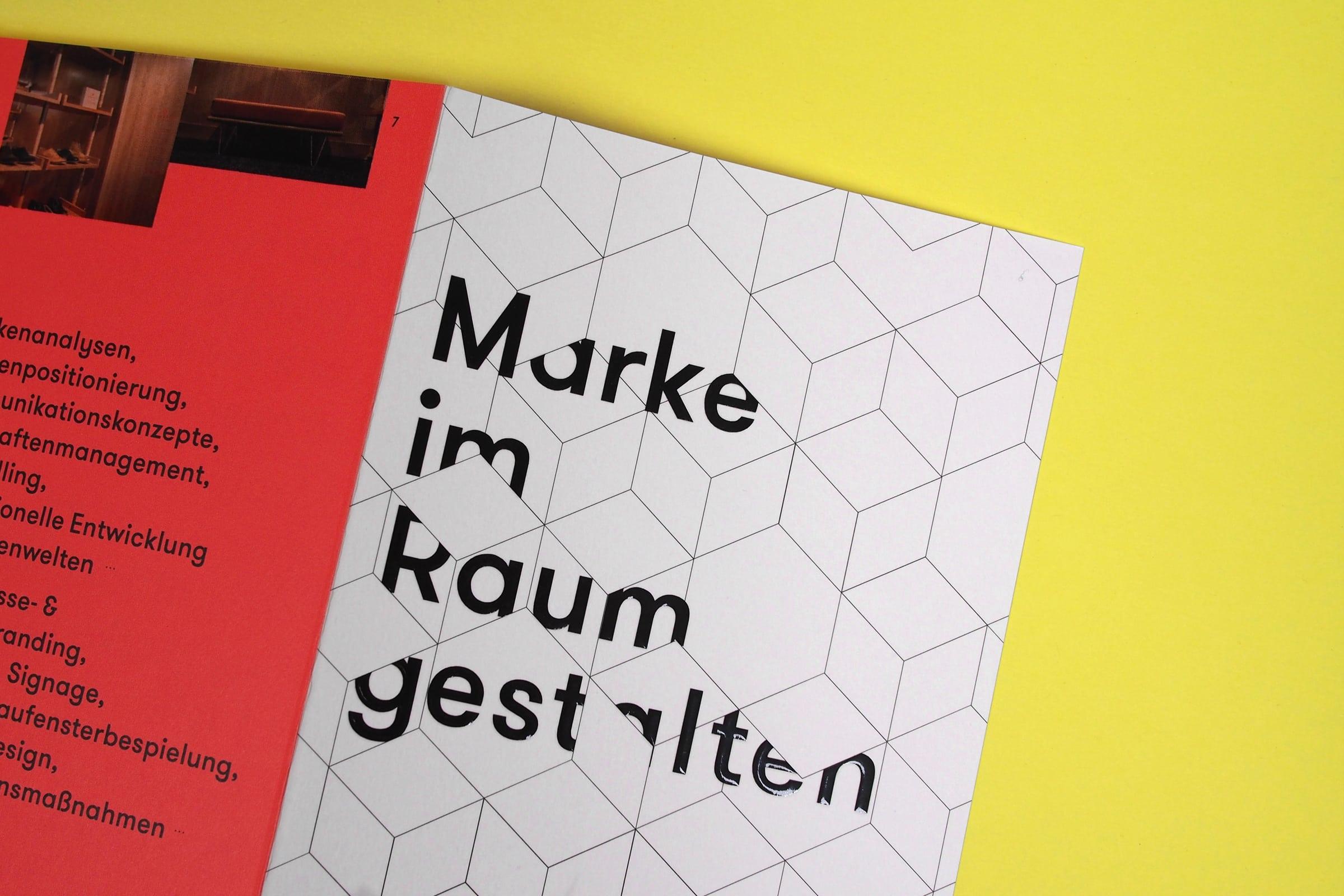 Brand Spaces, Kommunikation im Raum, Editorial Design, Architektur