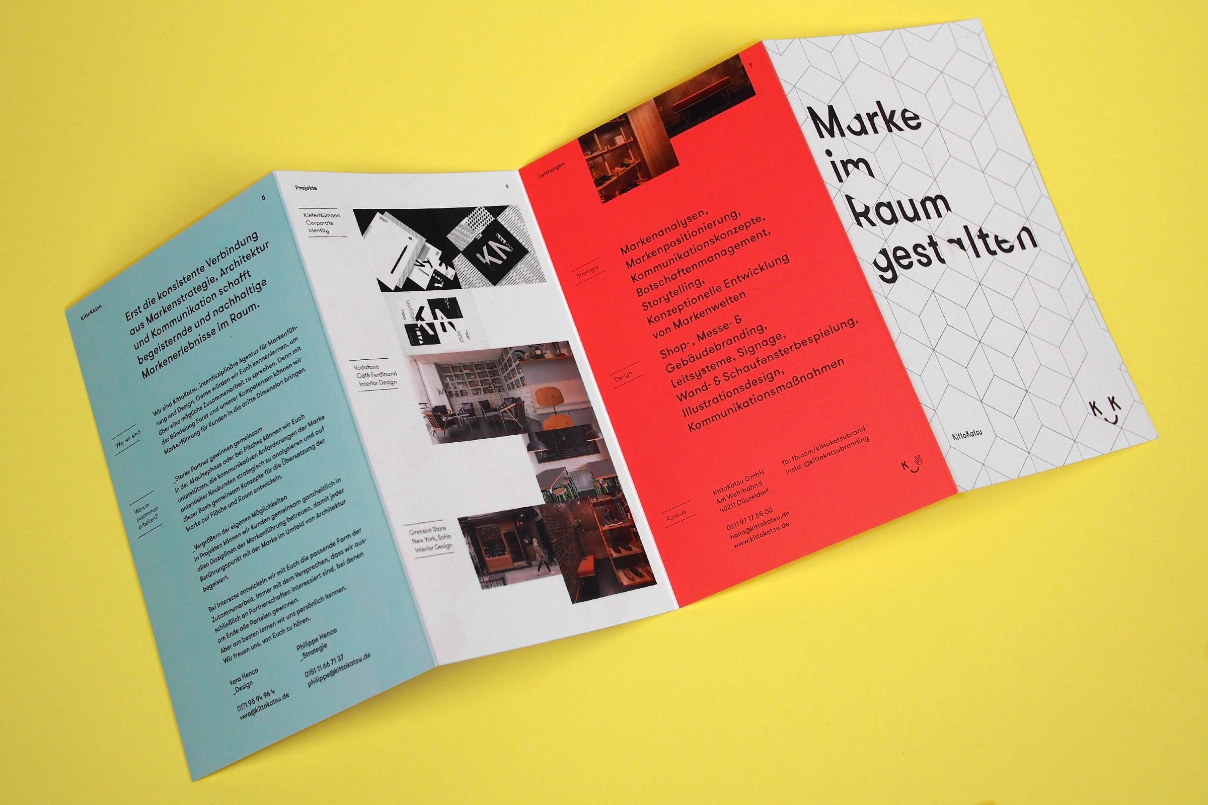 Marke im Raum, 3D Marke, Kommunikation im Raum, Vodafone, Grenson