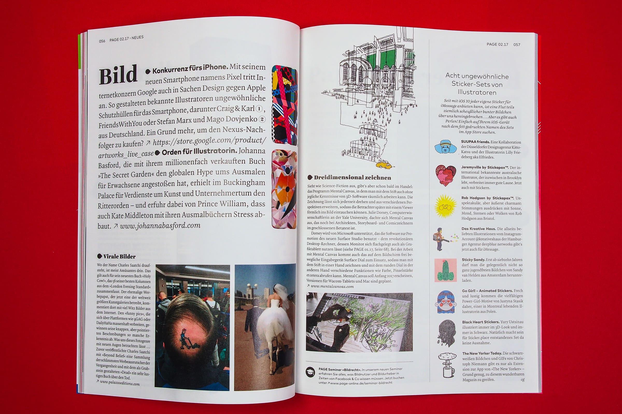 Page Artikel KittoKatsu SUUPAA Sticker
