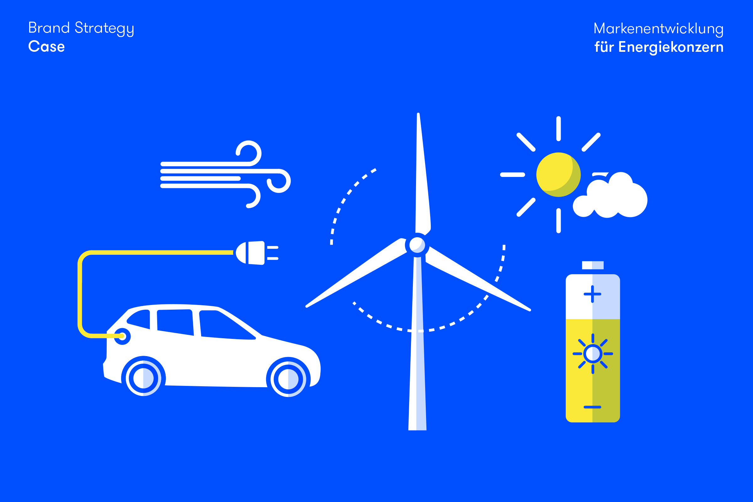 Strategie, Markenstrategie, Brand Strategy, Positionierung, Case, Energiekonzern