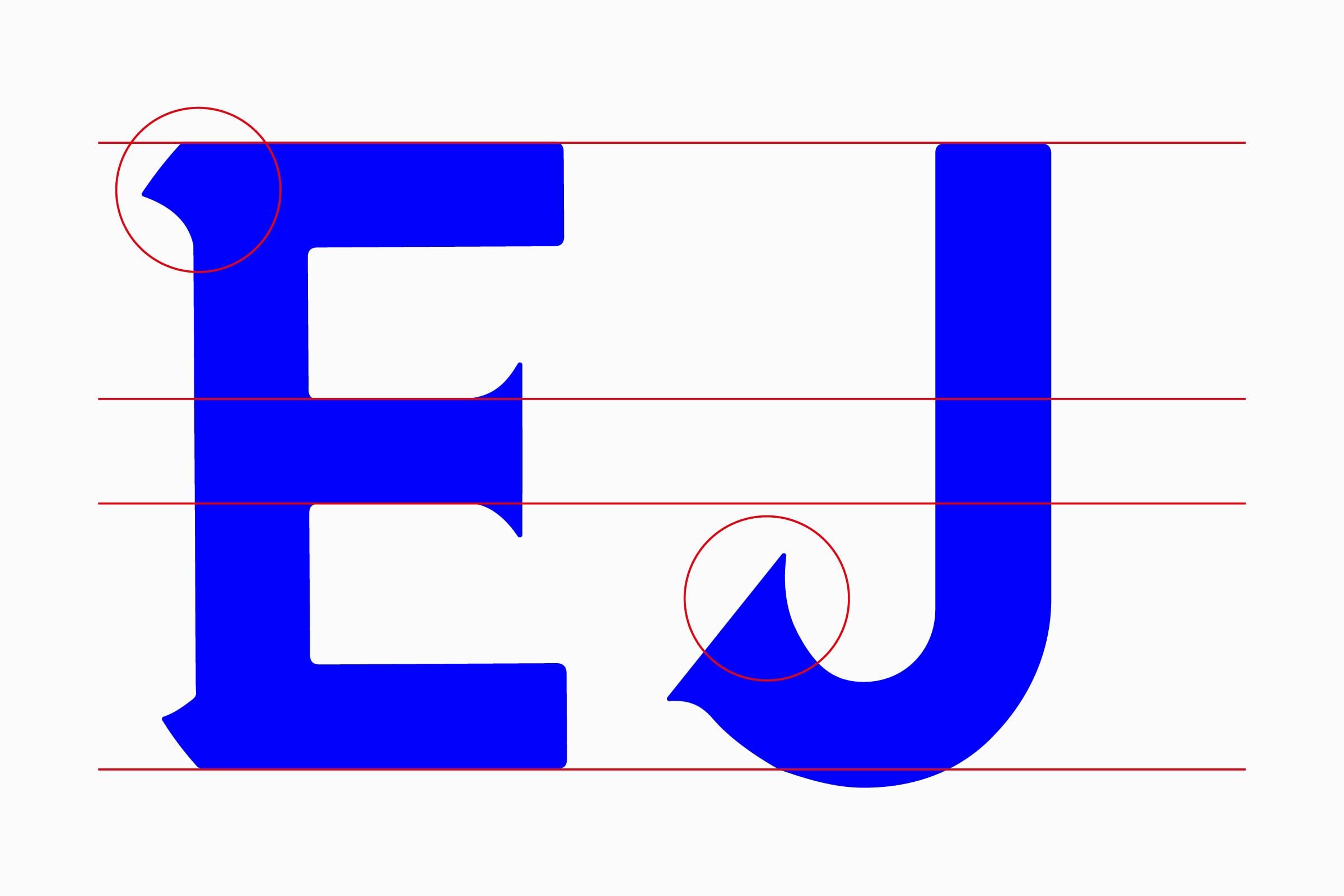 Schrift Design, Buchstabe, Fussball, KittoKatsu Playground
