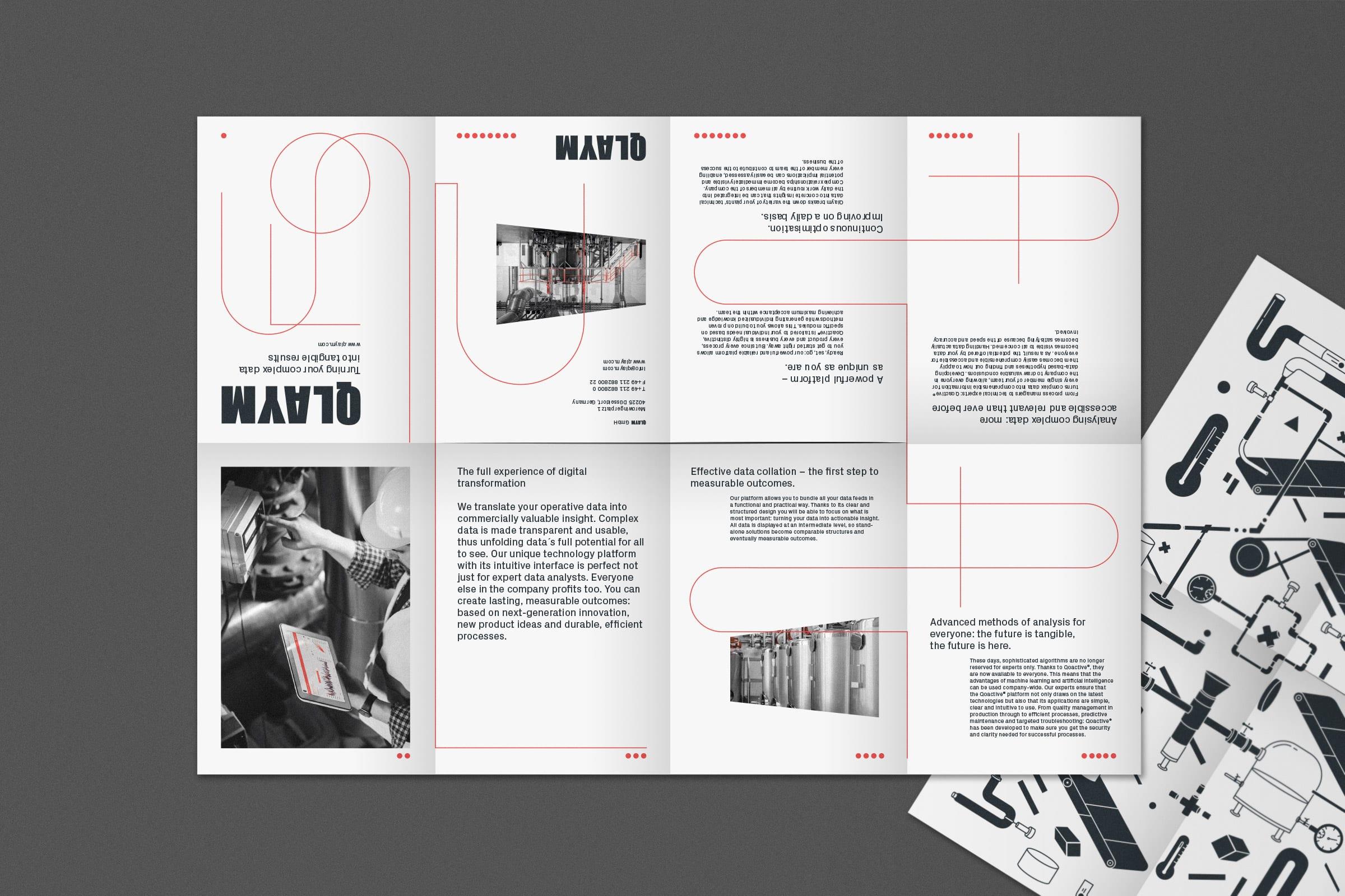 Broschüre, Illustration, Typografie, Branding, Identity Design, Messe