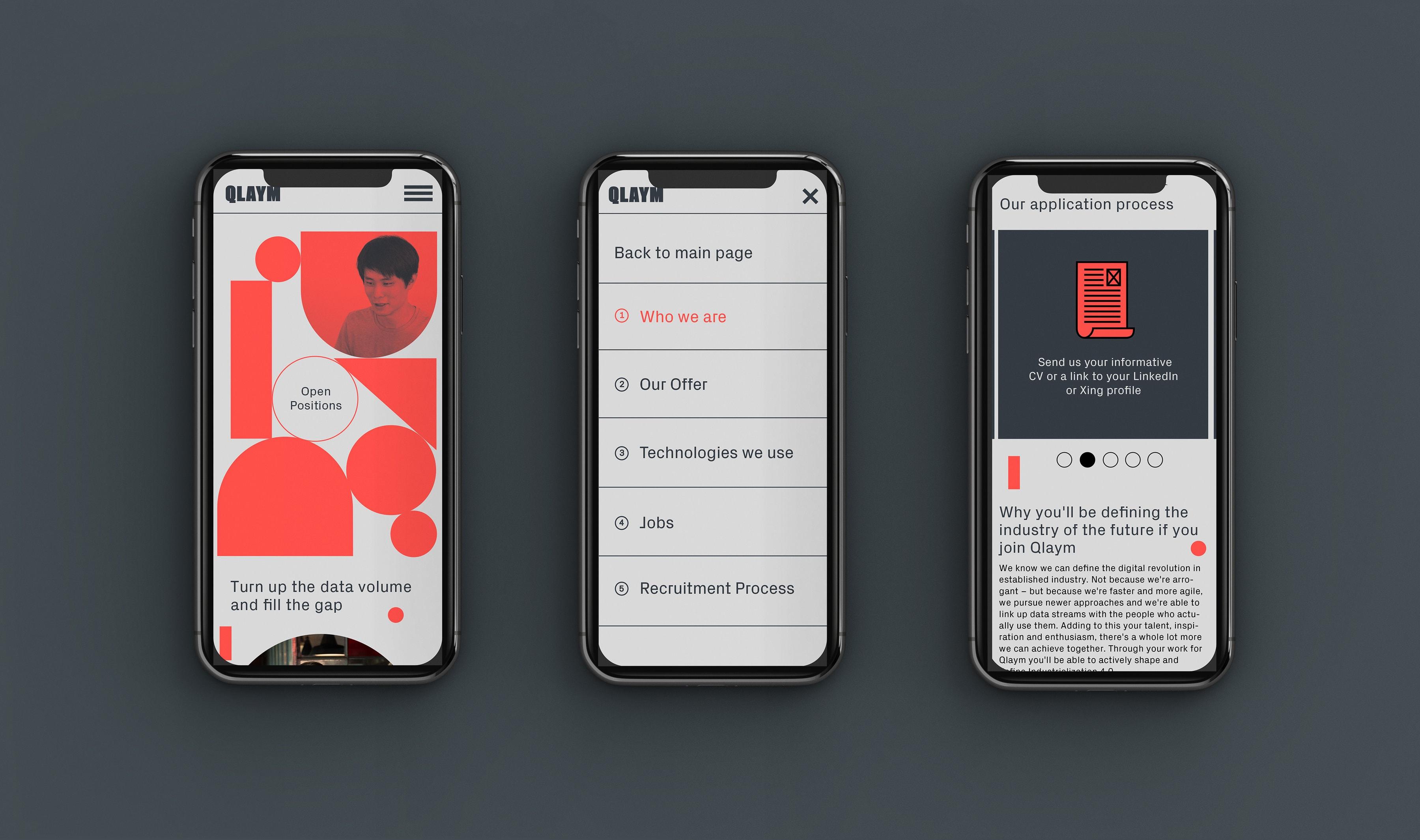 Webdesign, Responsive, Web Design, iPhone, Branding