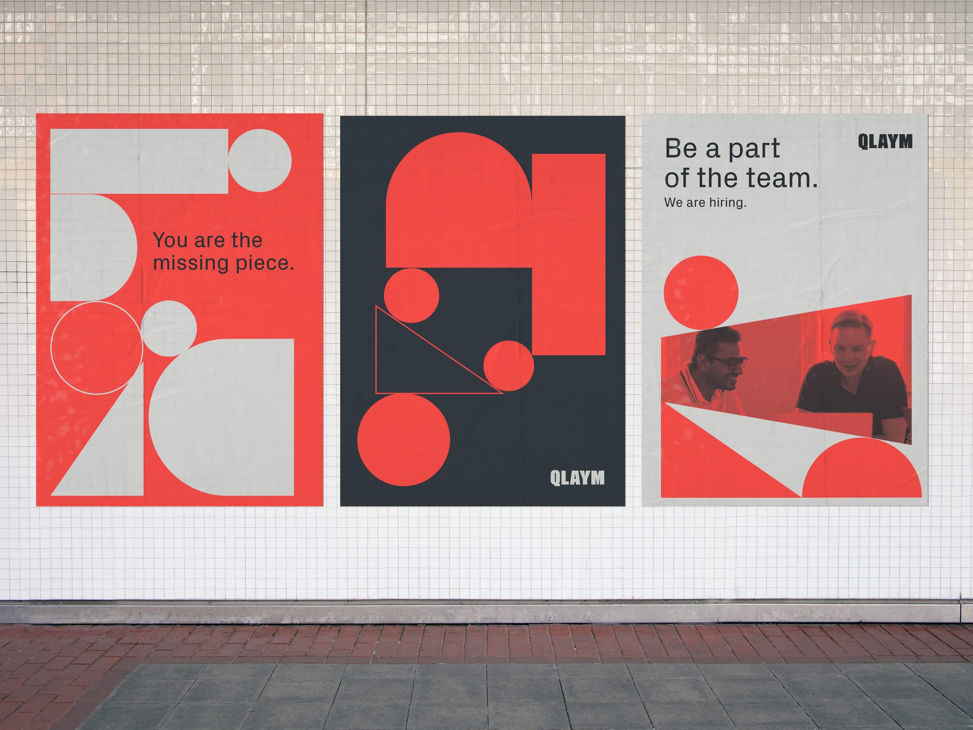 Employer Branding, Identity, Kampagne, Branding, Design