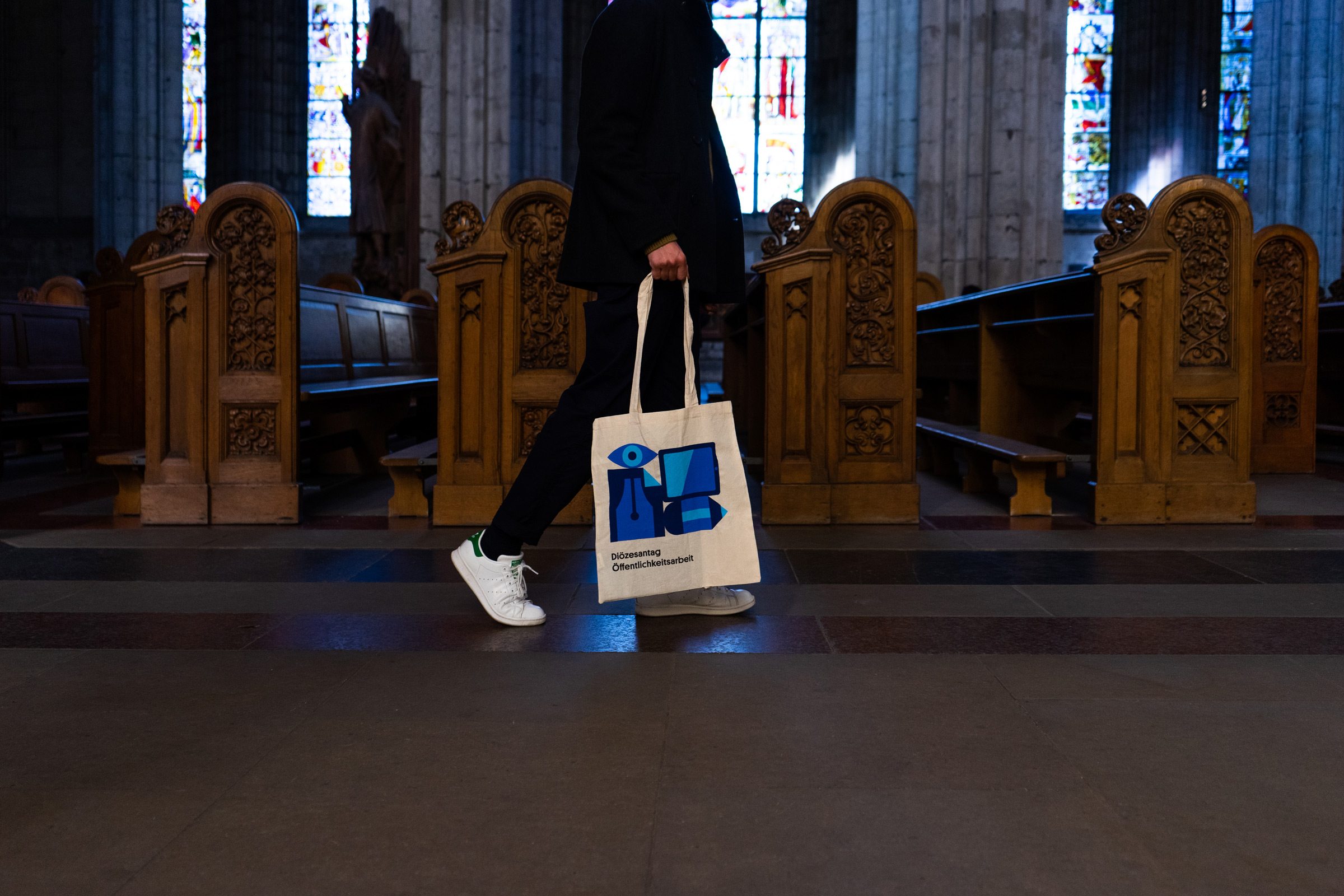 Erzbistum, Identity, Katholische Kirche, Poster, Köln, Cologne, Design, Diözesantag Öffentlichkeitsarbeit